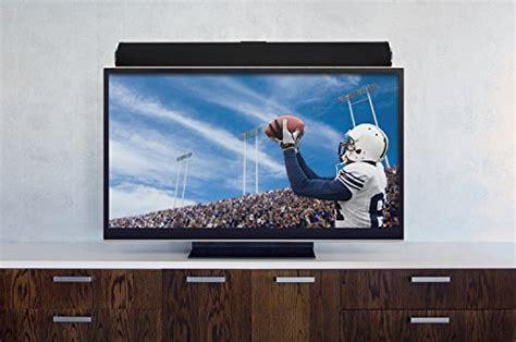 Sound Bar On Top Or Below Tv by Mount It Mi Sb39 Soundbar Bracket Universal Sound Bar Tv