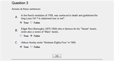 Or Question Exles Types De Question Quizfaber