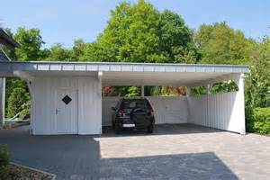 Detached Garage Design carports amp ger 228 teh 228 user individuell mit holz gestalten