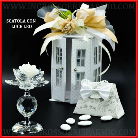 candele on line ingrosso porta candele cristallo elegante bomboniere matrimonio