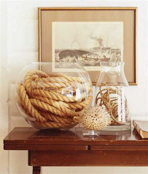22 ways to use nautical rope and sisal twine for