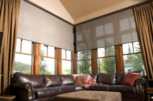 Window Covering Ideas For Large Picture Windows Decorating Small Window Covering Company Has A Patented Product That Is Giving The Big Boys A Run For Their