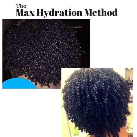 the max hydration method is it for you the mane maximum hydration method for 4c hair the mane objective