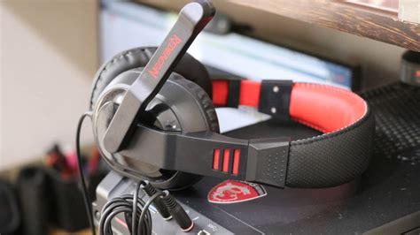 Headphone Garuda redragon garuda h101 gaming headphones unboxing review