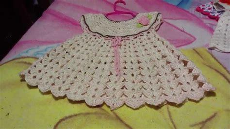 como tejer vestidos para bebe crochet vestido para bebe a ganchillo o crochet doovi