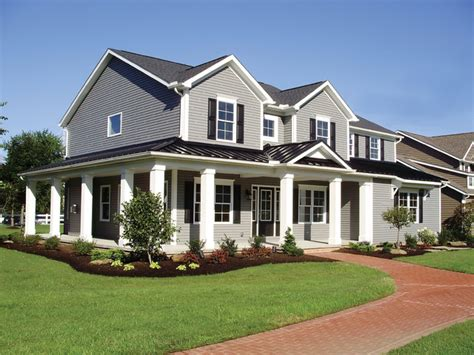 Schumacher Homes by Schumacher Home Exterior Traditional Exterior Other