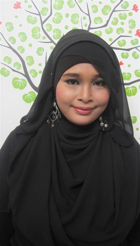 tutorial pashmina hitam lima jenis hijab yang wajib anda miliki tutorial