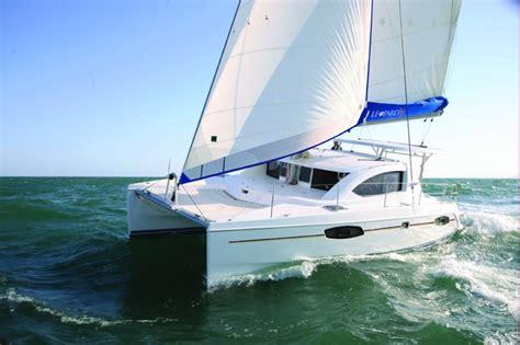 catamaran design considerations new leopard 38 sailing cat debuts at annapolis