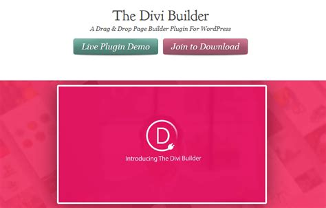 elegant themes page builder video the 20 best drag and drop page builder wordpress plugins