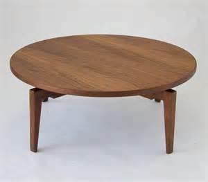 jens risom lazy susan coffee table at 1stdibs