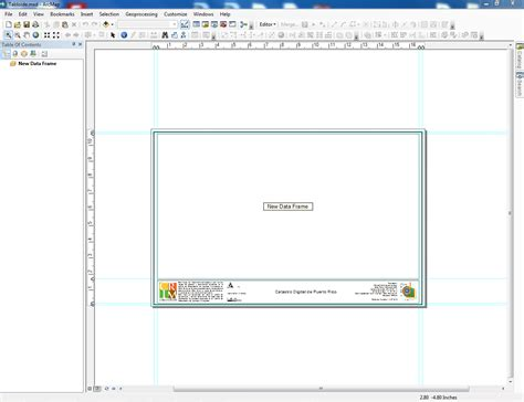 crear layout en arcgis crea tu propio formato de impresi 243 n con un servicio en