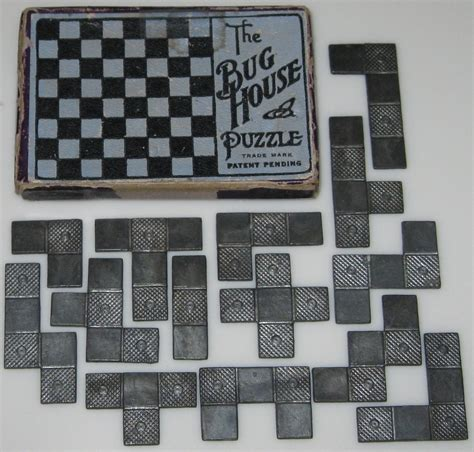 the bug house quot the bug house puzzle quot copyright j a storer