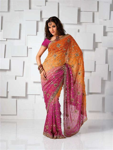drape a sari different ways to drape a saree