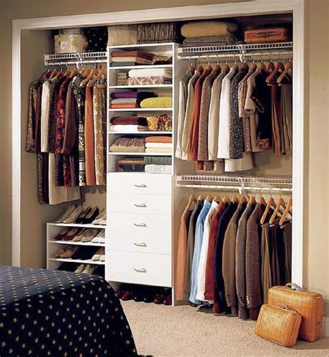 How To Organize Top Shelf Of Closet by 15 Inspirational Closet Organization Ideas That Will