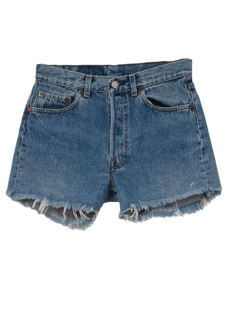 Short Denim Shorts Mens   The Else