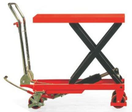 scissor lift table rental scissor tables mobile ergo liftruck