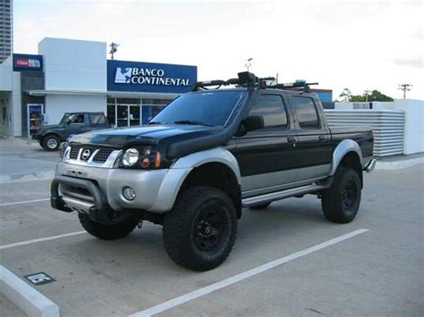 2004 nissan frontier lifted krakkhenz 2004 nissan frontier regular cab specs photos