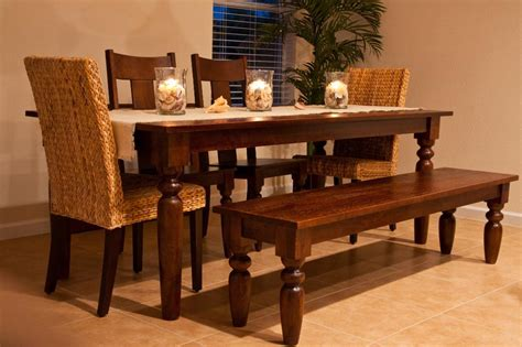 Dining Table Bench With Back Dining Table With Bench With Back Ok Indoor Kitchen Table Benches Dining Table Bench Table