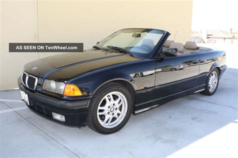 1998 Bmw 328i Convertible by 1998 Bmw 328i Convertible 2 Door 2 8l Autocheck