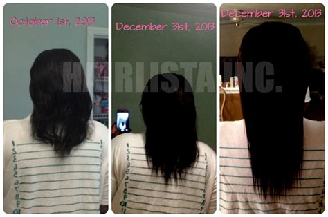 relaxed hair growth challenge hairlista inc healthy hair network castor oil