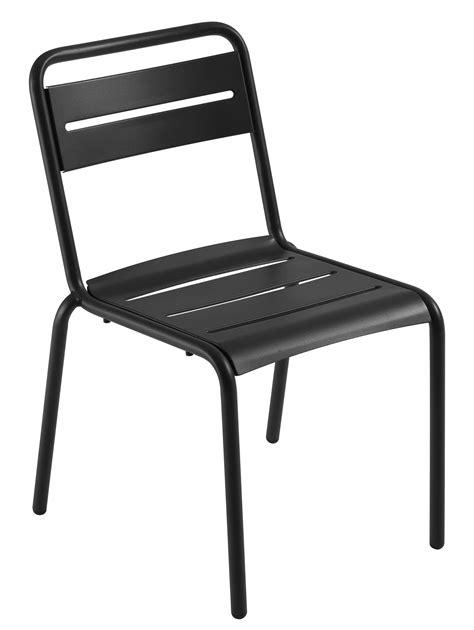stuhl abgeben metall emu stapelbarer stuhl