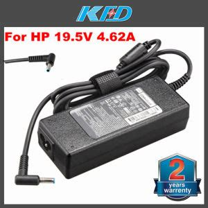 Charger Laptop Hp Original Output 19 5v4 62 Pin Central china blue tip pin charger for hp pavilion 15 m4 notebook