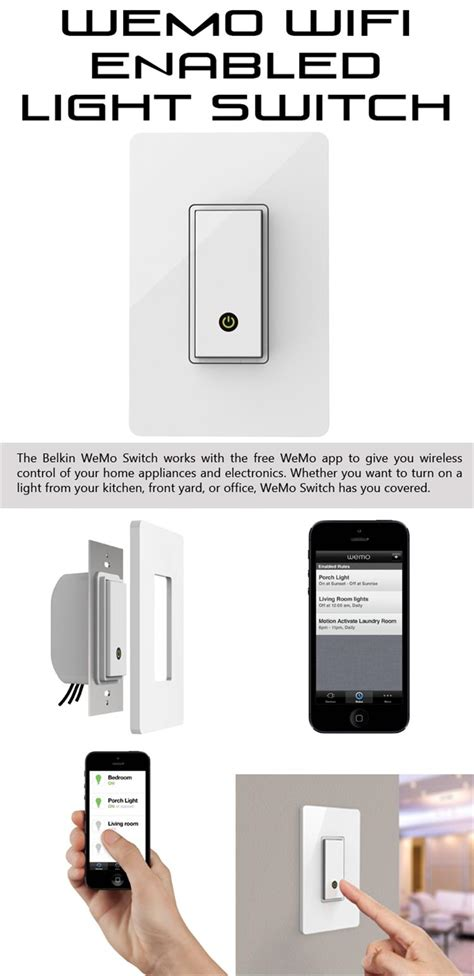 wifi enabled light switch simple ideas that are borderline genius 10 pics