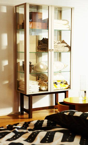 Stockholm Glass Door Cabinet Ikea Stockholm Glass Cabinet Review Nazarm