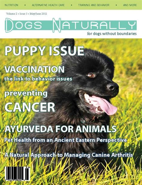 nux vomica for dogs may 2011 dogs naturally magazine