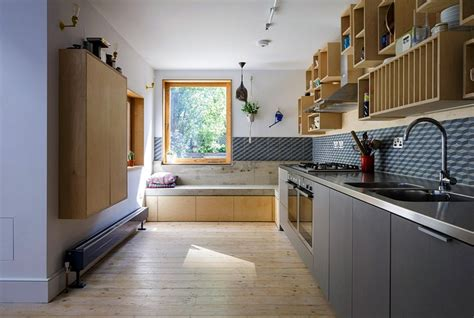 house nook nook house in east london mustard architects