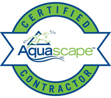 certified aquascape contractor certified aquascape contractors aquascape pond stars