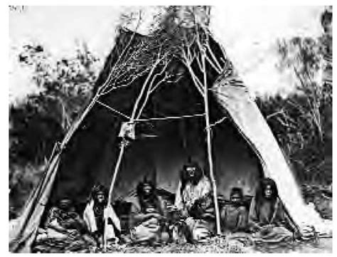 the great basin indian tribes dwelling and home paiute northern native americans of the great basin