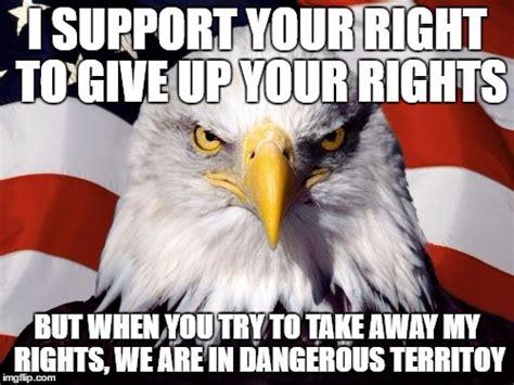 Patriotic Eagle Meme - patriotic eagle meme imgflip