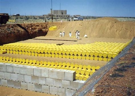 worlds nuclear waste dump breaking national news and australian court action against illegal nuclear metal smelter the