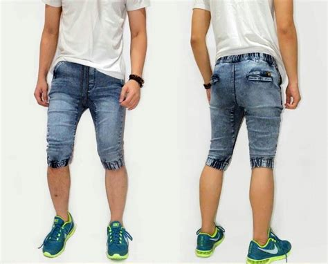 Celana Levis Keren jual celana denim levis joggers selutut keren import kandjeng putri