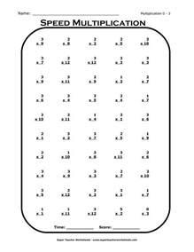times tables worksheets 3rd grade basic multiplication