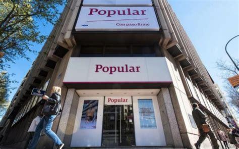 sucursales de banco popular comprar popular dar 225 el liderazgo en la