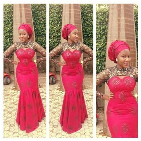 ovation latest ankara and lace style 2016 nigeria ankara wedding ovation styles fashion dresses