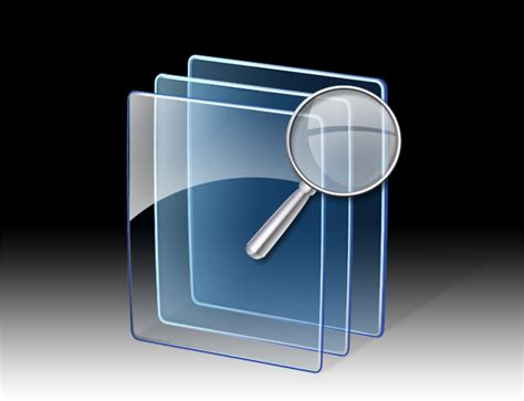 Search For And Groups Vista Search Icon Psd By Giannisgx89 On Deviantart