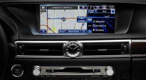 lexus navigation system
