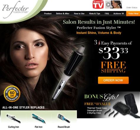 Perfecter Hair Styler Review by Perfecter Fusion Styler Reviews Does It Work