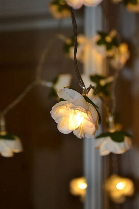 Flower Lights For Bedroom Flowers Lights And Led On Pinterest