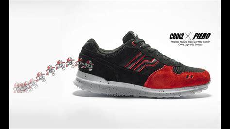 crooz x piero jogger shoes youtube - Piero Shoes