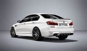 Bmw E60 M5 Bmw M5 Competition Edition Revealed With 441kw
