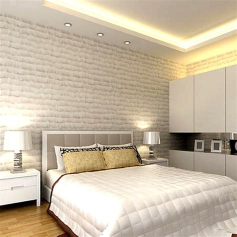 classy bedroom wallpaper modern and stylish white feathers wallpaper clean and