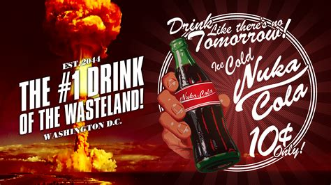 Drink Nuka Cola nuka cola the 1 drink of the by potansky on