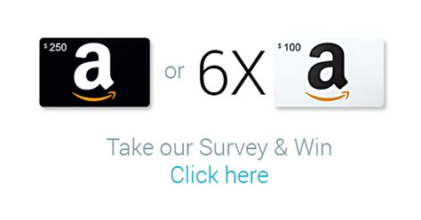 Win Free Gift Cards No Surveys - take this short survey to win an amazon gift card free sles daily free