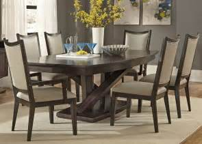 dining room set 7 piece liberty furniture southpark 7 piece 84x48 rectangular
