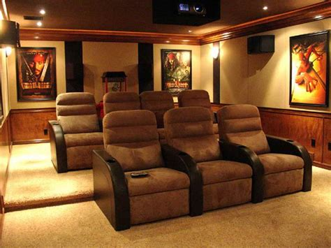 home theater decorating ideas small theater room ideas small home theatre design