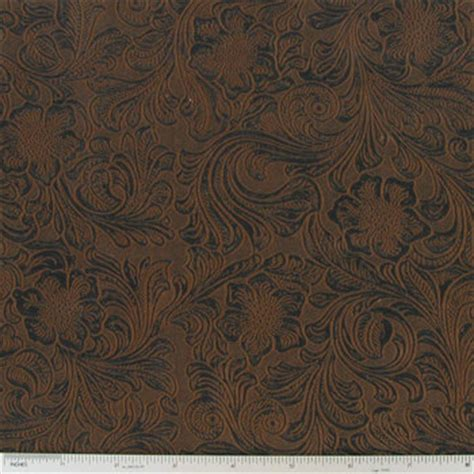 hobby lobby upholstery fabric brown tooled suede fabric hobby lobby 723064